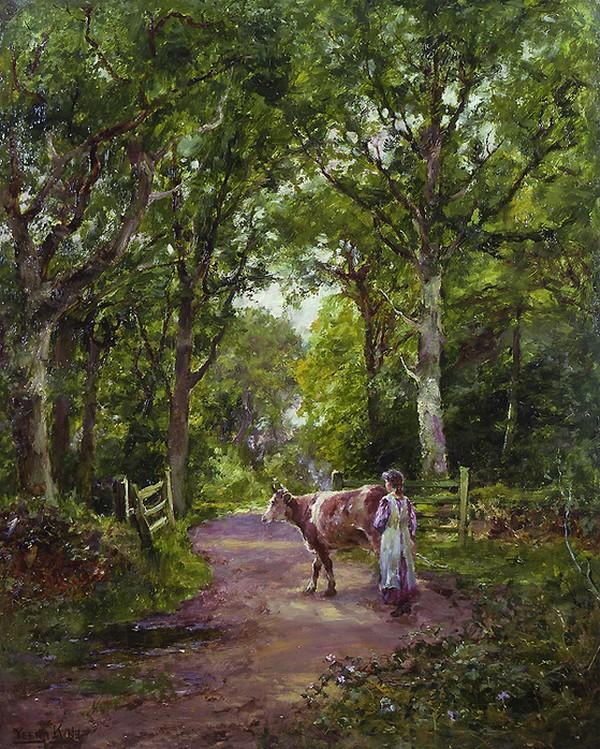 Peinture de : John Henry Yeend King