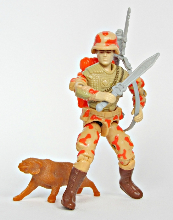 Spearhead & Max