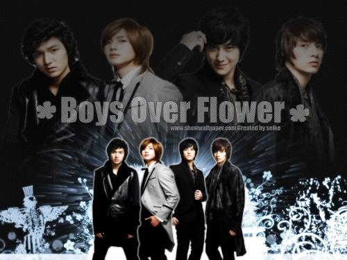 boys over flowers mon drama préféré