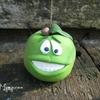 pomme stressée