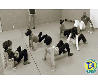 La capoeira pour les enfants (2/2)