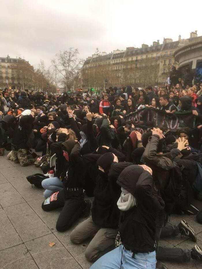 Cela se passe dans la France de Macron