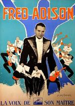 Fred ADISON et son orchestre