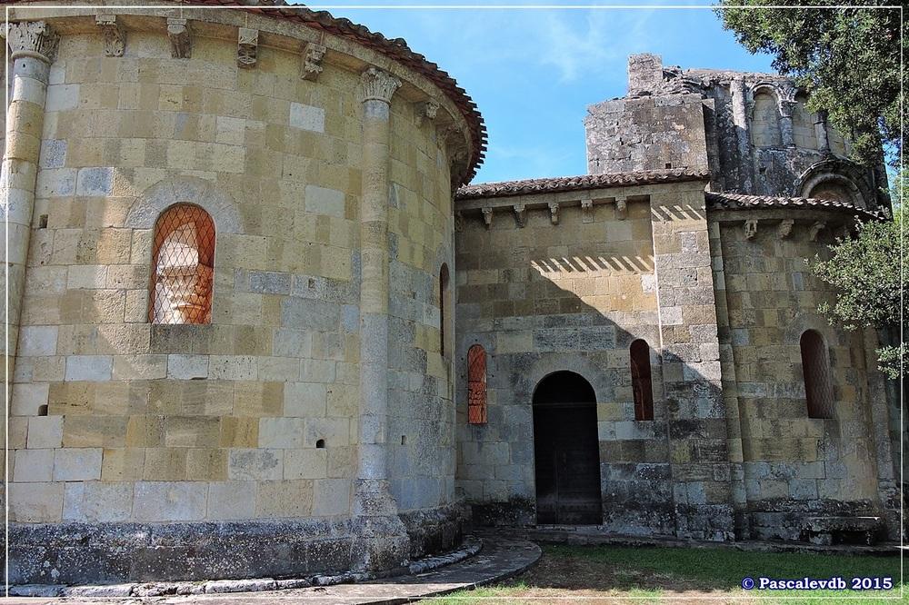 L'abbaye de La Sauve-Majeure - Août 2015 - 8/10