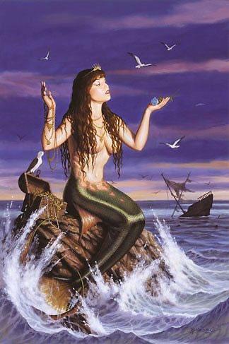 *Au Coeur de la Mer la Vie