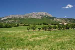 la montagne de Géruen