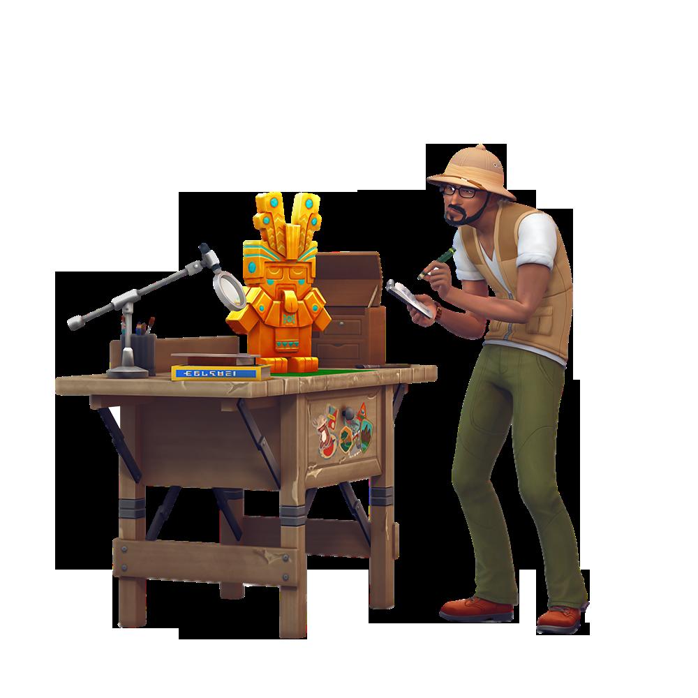 Quelques renders pour découvrir le jeux les Sims 4 : Dans la jungle