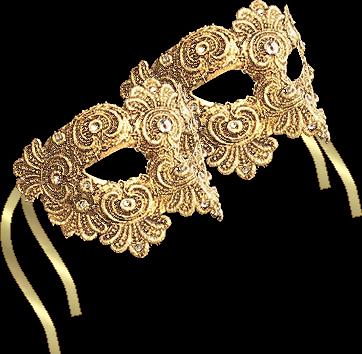 Farsangi maszkok