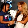 Pulse Launch : Beyonce avec ses fans pour la promotion du parfum !