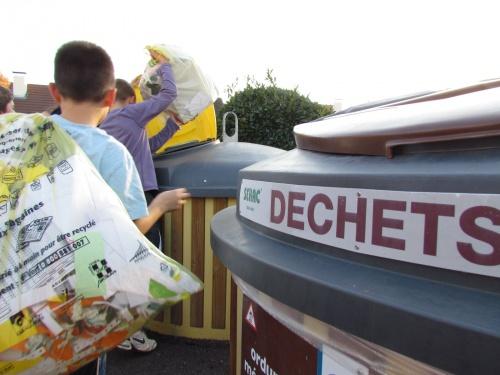 Opération recyclage