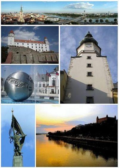 Blog de lisezmoi :Hello! Bienvenue sur mon blog!, La Slovaquie : Bratislava