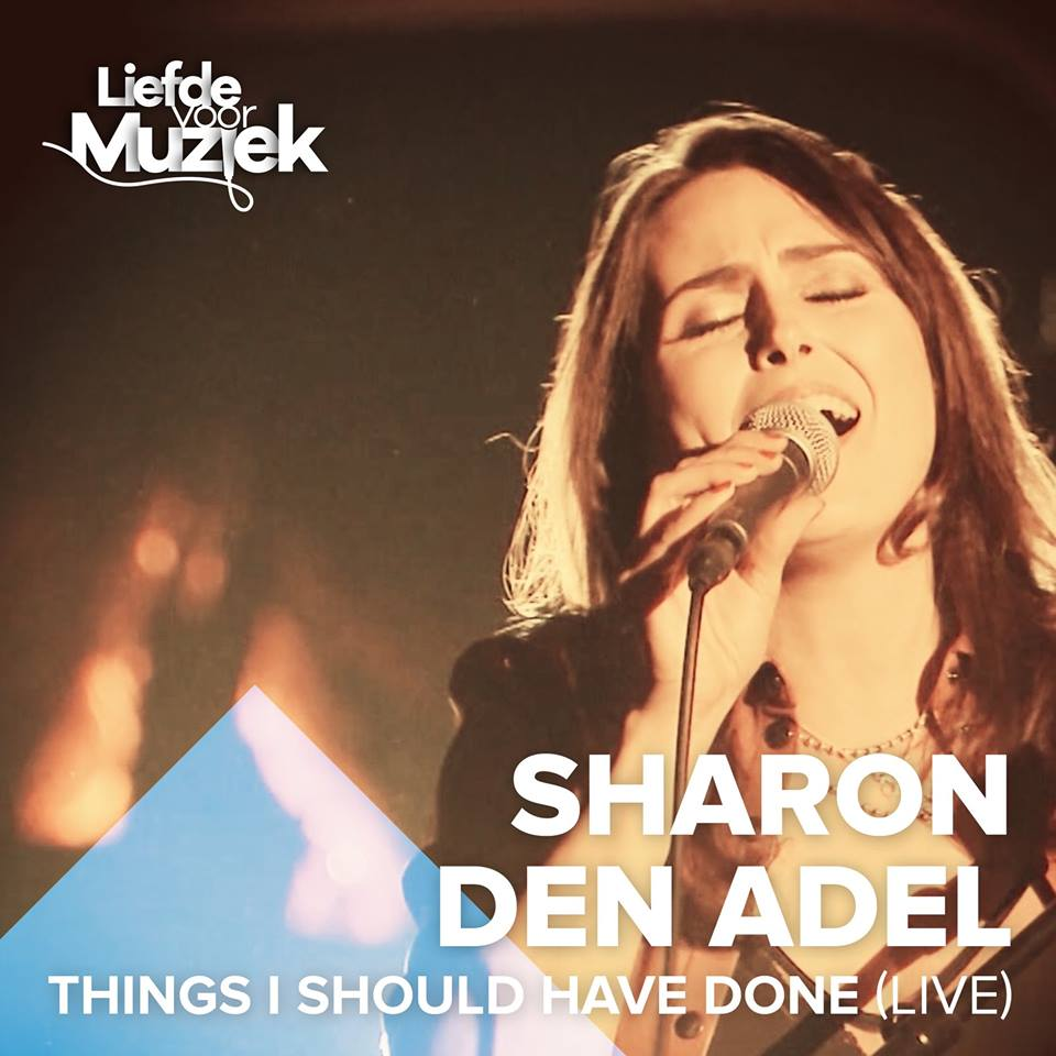 WITHIN TEMPTATION : Sharon Den Adel vidéo dans l'émission Liefde Voor Muziek
