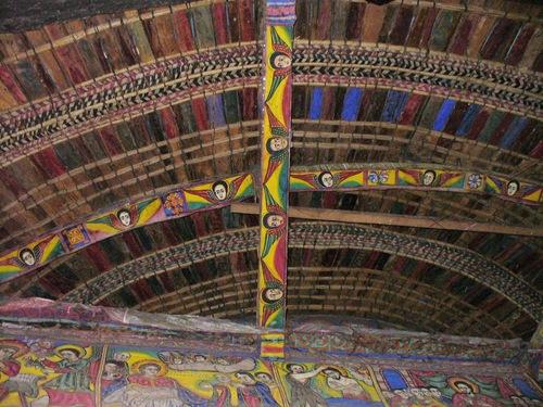 l'église orthodoxe Batra Maryam; vue générale.