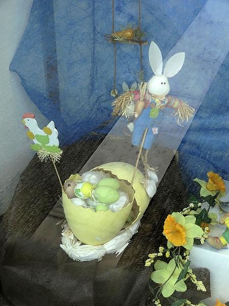 Jolis décors de Pâques....