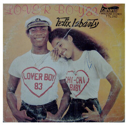 Felix Lebarty - Lover Boy '83 - Complete LP