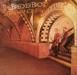 The Brecker Brothers - Straphangin' - Complete LP