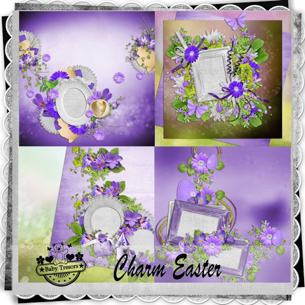 Charm Easter