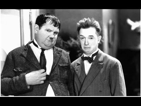 LAUREL & HARDY - Wonderful Slapstick  (Humour)