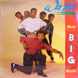 Wa'de - Mr Big Mouth - Complete LP