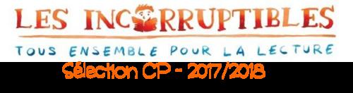 Le prix des incorruptibles 2017/2018