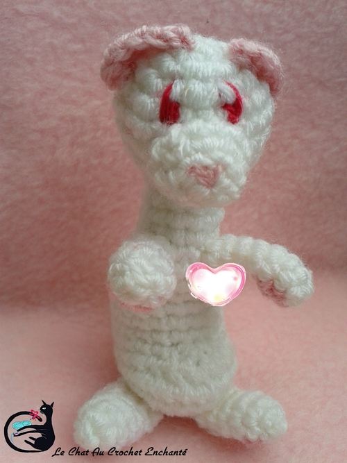 My Little Fouif ( Furets au Crochet ♥ )
