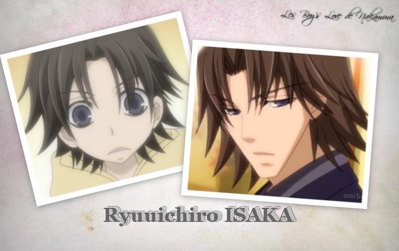 Junjou Romantica - Sekai Ichi Hatsukoi