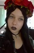 Webmastrice, gothique.