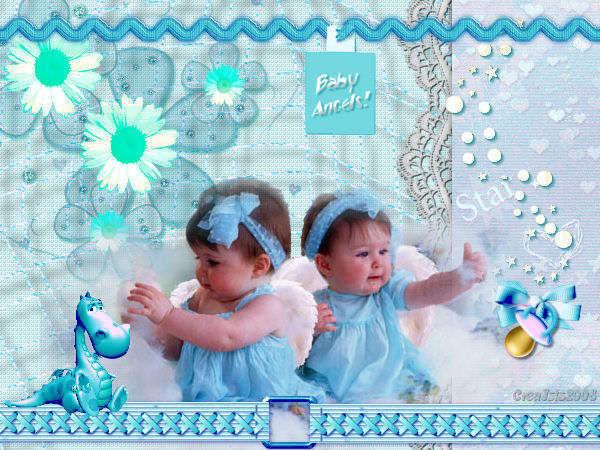 Sylvie : Baby Scrap