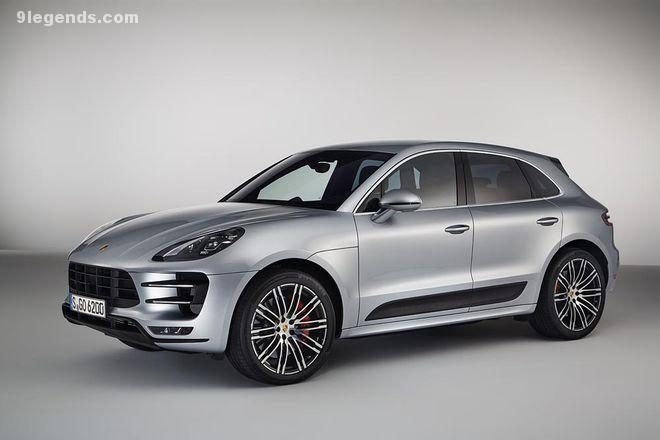Porsche Macan Turbo Pack Performance
