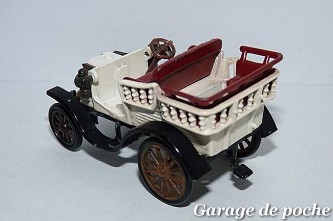 Renault tonneau 1901 RAMI JMK