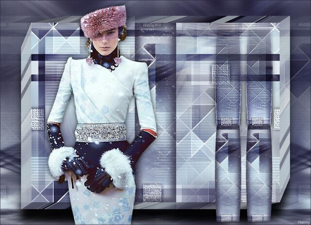 FHI0049 - Tube femme hiver