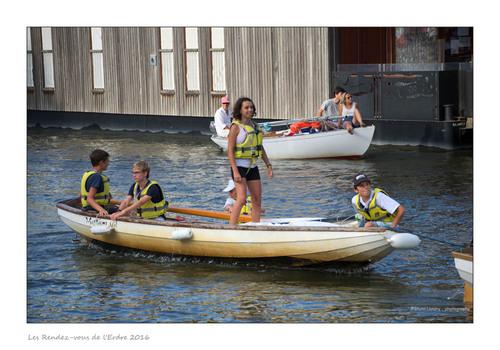 Rendez - vous de l'Erdre 2016 Nantes