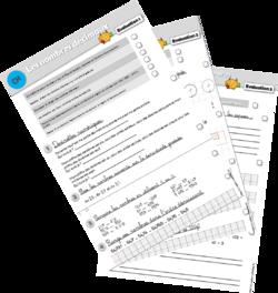 Evaluation cogérée: numération au CM