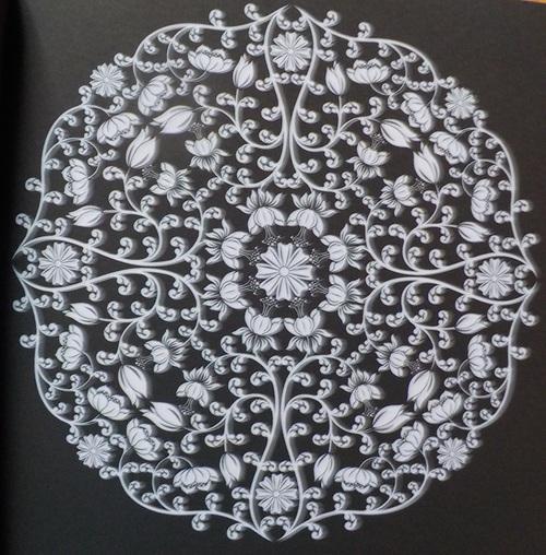 DOMANDALAS  ECHANGE  divers albums carrés d'arthérapie et mandalas magiques