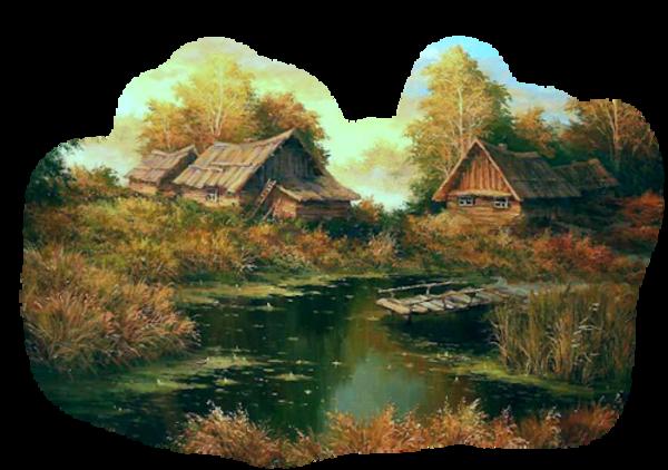 Paysage d'automne 2