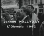 Johnny  Hallyday  -  Olympia   1962