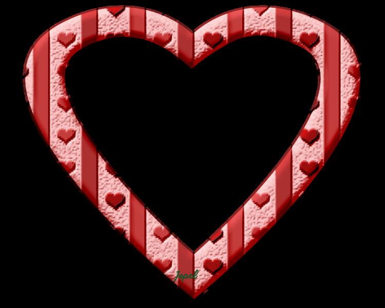 Cadres divers formes St-valentin no:2
