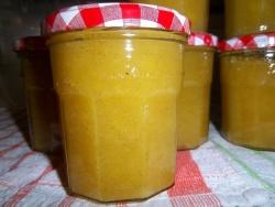 Paniers gourmands de Noël 2012: Confiture d'ananas à la vanille