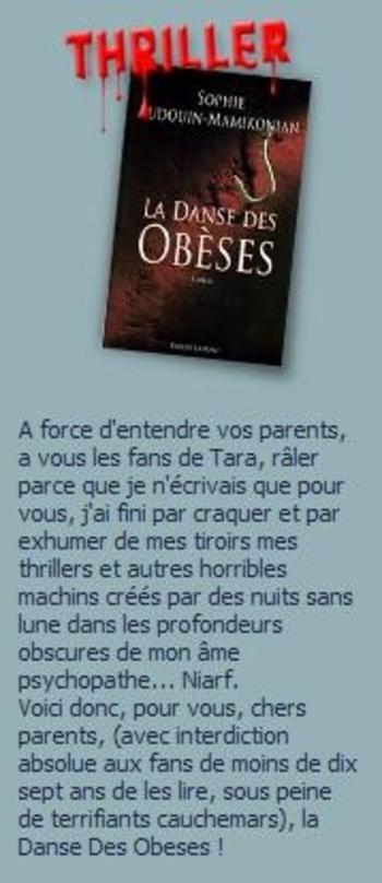 Danse des Obèses