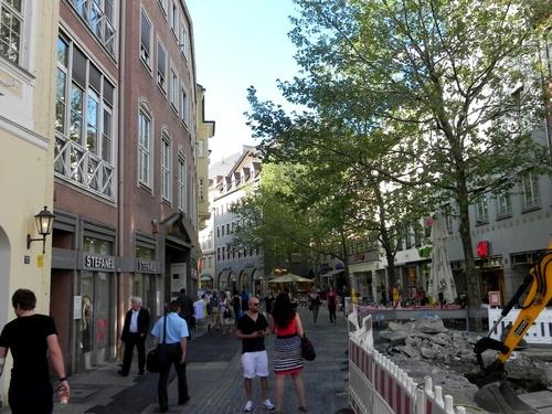 Augsbourg en Allemagne