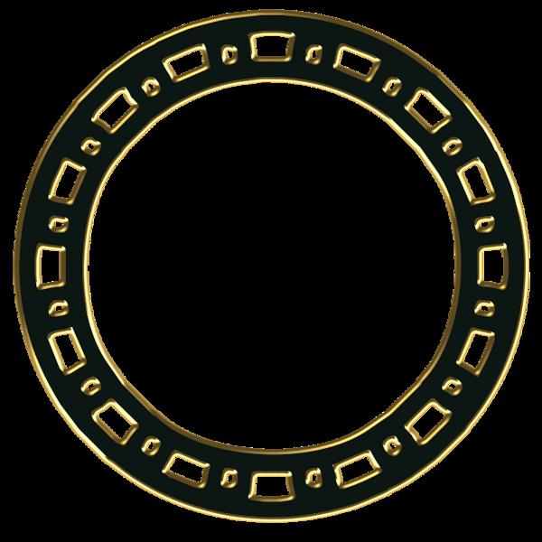 Cadres ronds 4