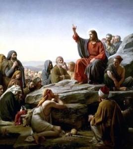 sermon montagne