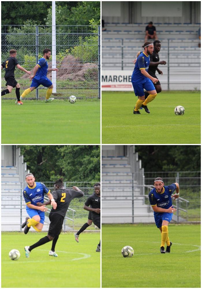 Match ASSN1 - St Dié
