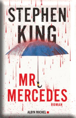 """Lecture de l'été """"Mr mercedes"""" de Stephen King"""