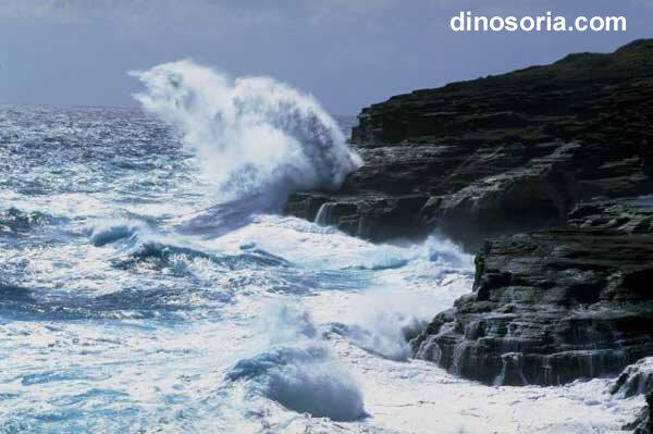 Mer à Biarritz