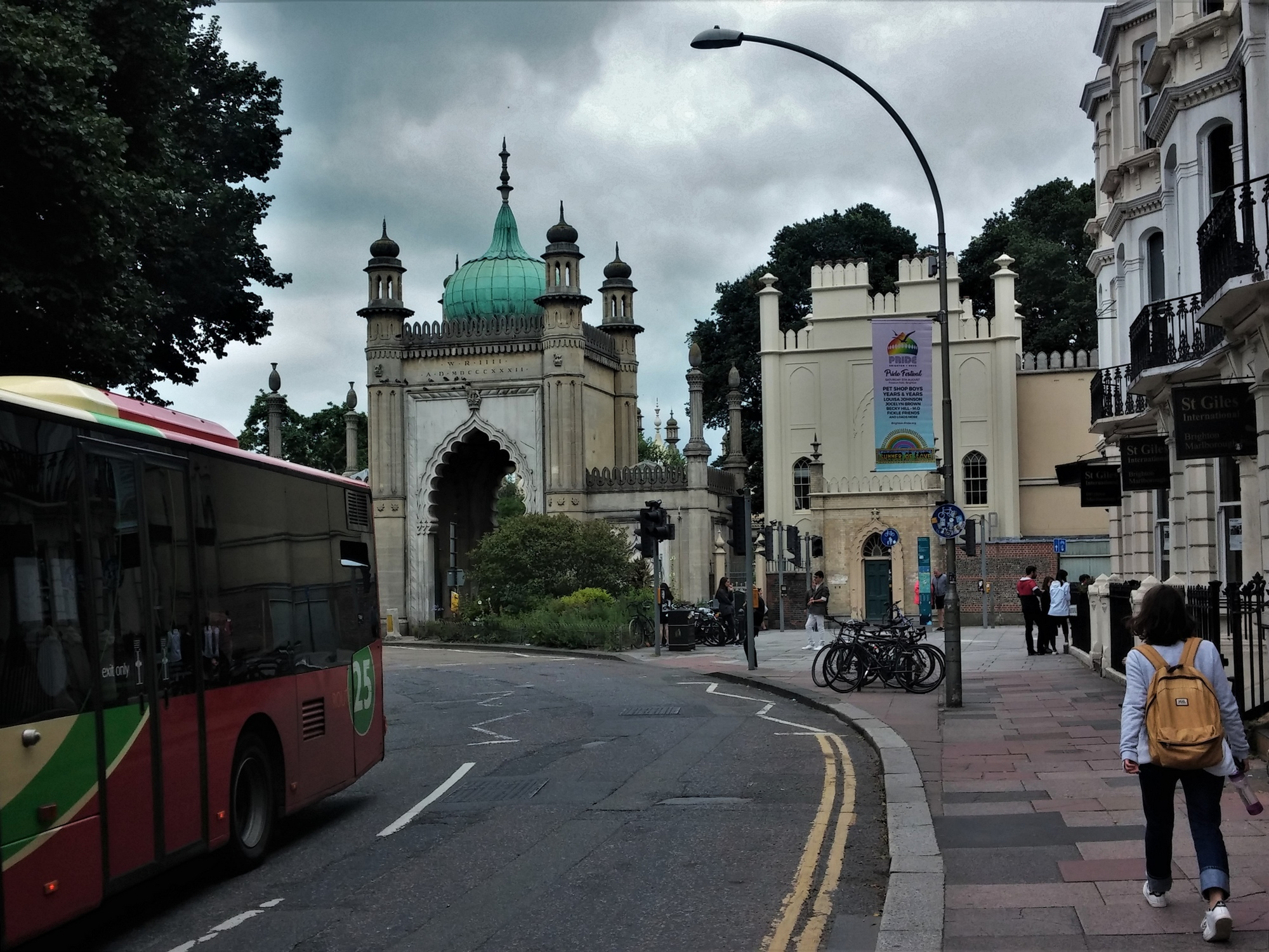 BRIGHTON #2 : The ROYAL PAVILION