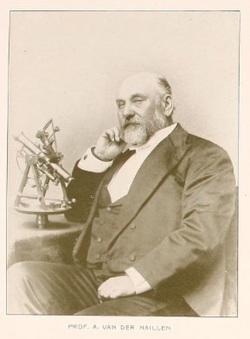 Albert van der Naillen, Prof. p.60 (California, 1899)