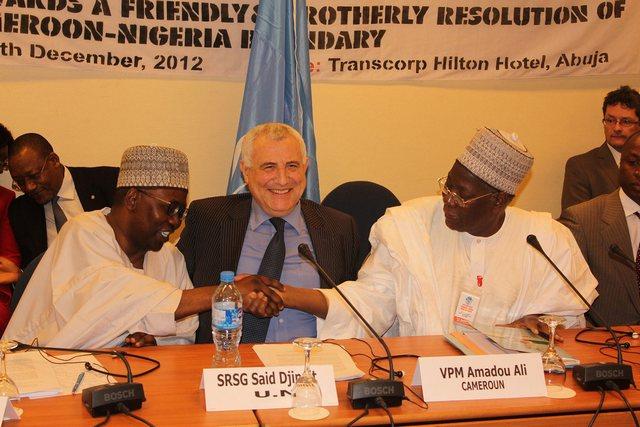 L'ONU salue l'accord entre le Cameroun et le Nigeria sur le tracé et la sécurité de leur frontière commune