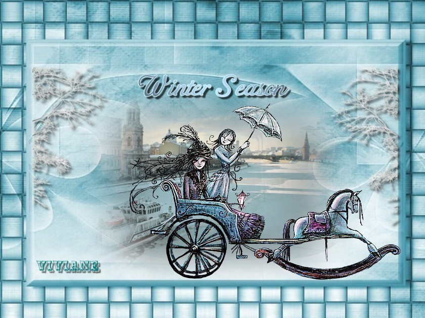 Les rigueurs de l'hiver