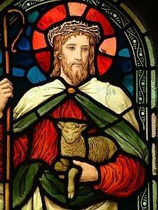 Saint Herbert. Ermite au milieu d'un lac en Angleterre († 687)